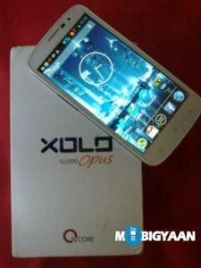 Revisión de XOLO Q1000 Opus