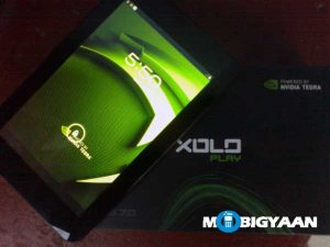 Revisión de Xolo Play Tab 7: juegos desatados