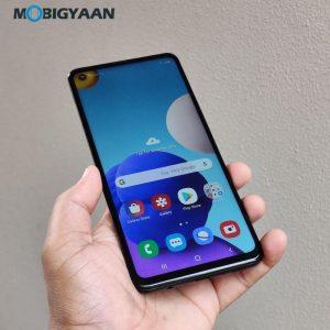 Revisión del Samsung Galaxy A21s