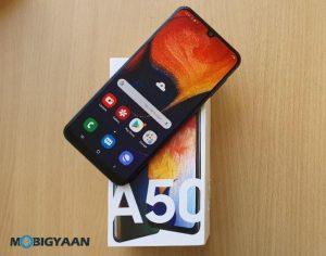 Revisión del Samsung Galaxy A50: un digno retador en el mercado de gama media de Samsung