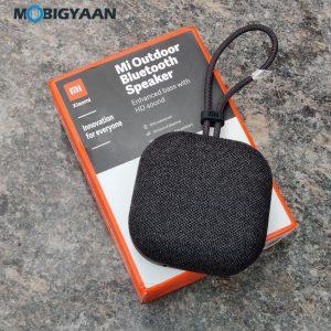 Revisión del altavoz Bluetooth para exteriores Mi