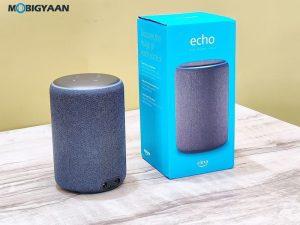 Revisión del altavoz inteligente Amazon Echo (3.a generación)