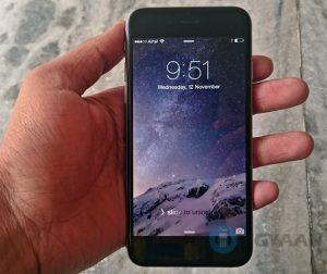 Revisión del iPhone 6: grande, audaz y diferente