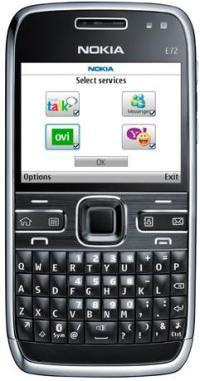 Revisión práctica: Nokia E72