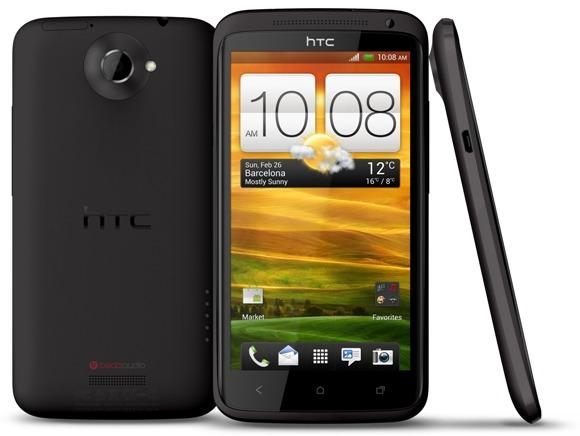 HTC uno X