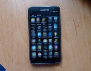 Rumor: aparece una imagen en vivo del Galaxy S III