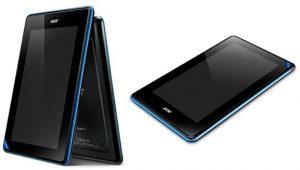 Rumor: la tableta Acer Iconia B1 Android JB podría lanzarse en India a finales de enero por Rs.7999