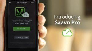 Saavn anuncia Saavn Pro, un servicio premium de música social