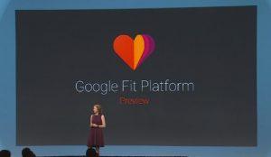 Salida del SDK de vista previa de Google Fit;  también vienen construcciones compatibles con Android L