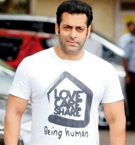 Salman Khan lanzará la gama de teléfonos inteligentes Being Smart