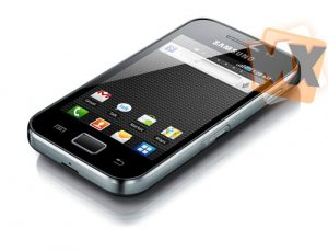 Samsung Ace es Samsung Cooper en India