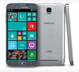 Samsung ATIV Core podría ser el primer teléfono con Windows Phone 8.1 de la compañía