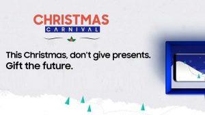 Samsung Christmas Carnival anunciado: aquí están todas las ofertas