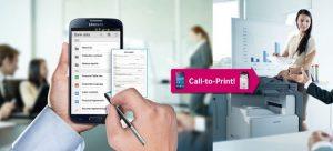 Samsung Cloud Print llegará a Android e iOS;  te permitirá imprimir de forma segura