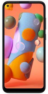 Samsung Galaxy A11 presentado;  cuenta con pantalla HD de 6.4 pulgadas y cámaras traseras triples