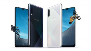 Samsung Galaxy A30s y A50s anunciados;  cuenta con cámaras traseras triples y batería de 4000 mAh