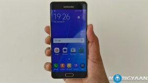 Samsung Galaxy A5 (2016) recibe actualización de seguridad de junio