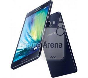 Samsung Galaxy A7 UA Prof filtrado;  Sugiere una pantalla 5.5 Full HD con CPU de 64 bits