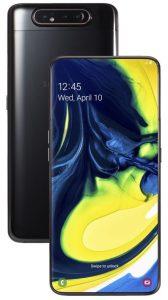 Samsung Galaxy A90 inclinado para empacar Snapdragon 855 SoC y cámaras traseras triples