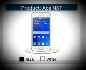 Samsung Galaxy Ace NXT se lanzará pronto en India