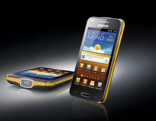Samsung Galaxy Beam ahora se puede reservar por Rs.29,900