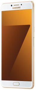 Samsung Galaxy C7 Pro con cámara frontal de 16 MP y 4 GB de RAM lanzado en India por ₹ 27,990