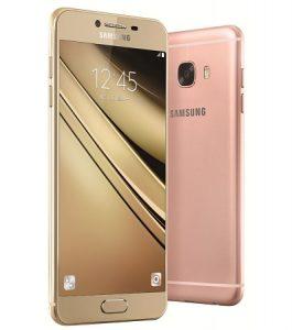 Samsung Galaxy C7 con pantalla de 5.7 pulgadas y escáner de huellas dactilares anunciado