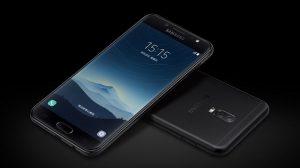 Samsung Galaxy C8 anunciado con pantalla FHD de 5.5 pulgadas y cámaras traseras duales