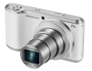 Samsung Galaxy Camera 2 con sensor de 16,3 MP con zoom de 21x lanzado