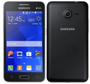 Samsung Galaxy Core 2 lanzado en India por Rs.  11500