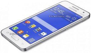 Samsung Galaxy Core 2 se filtró;  Pantalla de 4.5 pulgadas, CPU de cuatro núcleos a cuestas