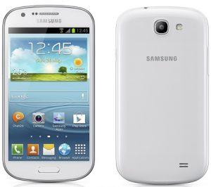 Samsung Galaxy Express: se anuncia un teléfono inteligente 4G LTE de 4.5 pulgadas con Android 4.1 Jelly Bean