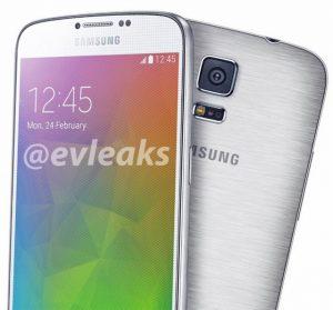 Samsung Galaxy F podría ser el S5 Prime, supuestas filtraciones de imágenes