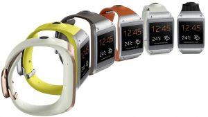 Samsung GALAXY Gear Smartwatch lanzado en la IFA 2013