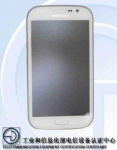 Samsung Galaxy Grand Neo certificado en China