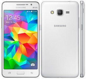 Samsung Galaxy Grand Prime 4G con pantalla de 5 pulgadas disponible en India por Rs.  11100