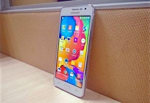 Samsung Galaxy Grand Prime (2016) visto en GFXBench con CPU de cuatro núcleos y 2 GB de RAM