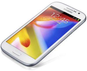 Samsung Galaxy Grand: pantalla WVGA de 5 pulgadas, procesador dual-core de 1.2GHz, cámara de 8MP anunciada