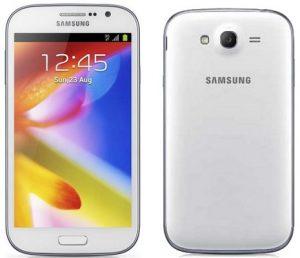 El Samsung Galaxy Grand se lanzará en India el 22 de enero