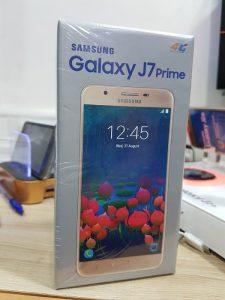 Samsung Galaxy J7 Prime pronto podría lanzarse en India por ₹ 18,790