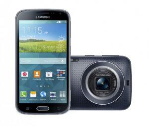 Samsung Galaxy K zoom es oficial, un teléfono inteligente centrado en la cámara