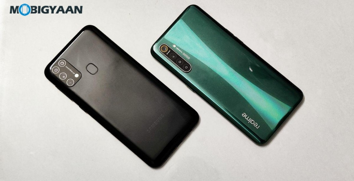 Samsung-Galaxy-M31-vs-realme-X2-Comparación-de-especificaciones-Diferencias-1