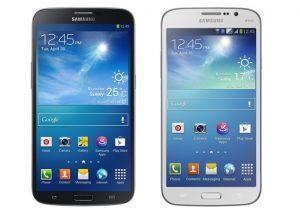 Samsung Galaxy Mega 5.8 y 6.3 lanzados en Rs.  25100 y Rs.  31490 respectivamente