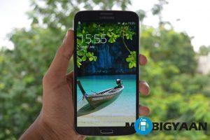 Samsung Galaxy Mega 6.3 comienza a recibir la actualización de KitKat