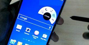 Samsung Galaxy Note 3 - Dot, Circle y Square te hacen la vida más fácil
