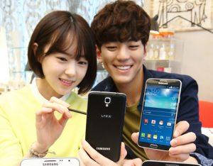 Samsung Galaxy Note 3 Neo 2.3-GHz Snapdragon versión lanzada en Corea