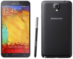 Samsung Galaxy Note 3 Neo se lanzó en India a un precio de Rs.  40,900