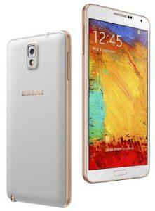 Samsung Galaxy Note 3 ahora disponible en los colores Rose Gold White, Rose Gold Black y Merlot Red
