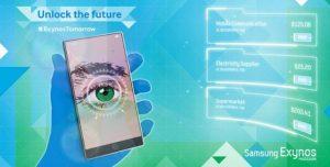 Samsung Galaxy Note 4 puede tener escáner de retina