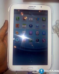 Samsung Galaxy Note 510 (Note 8.0) lanzado en India